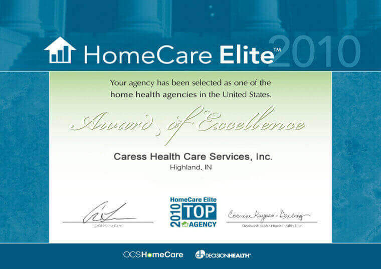 HomeCare Elite 2010