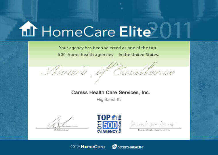 HomeCare Elite 2011