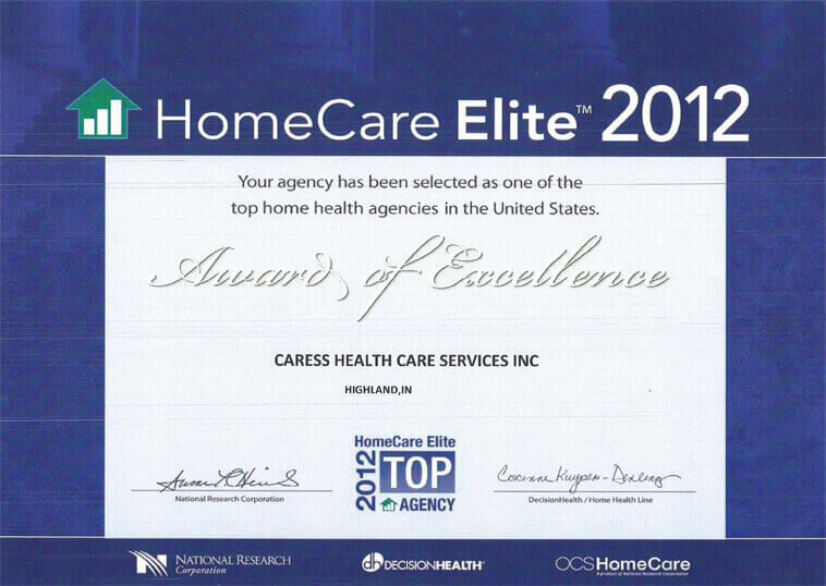 HomeCare Elite 2012