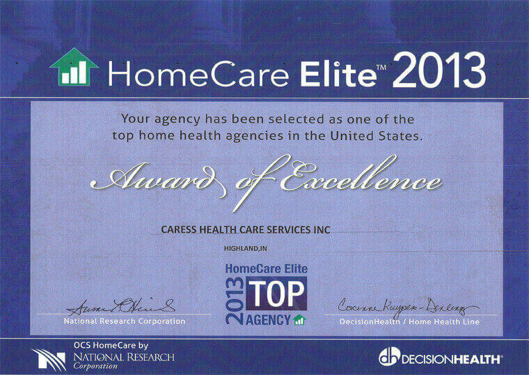 HomeCare Elite 2013